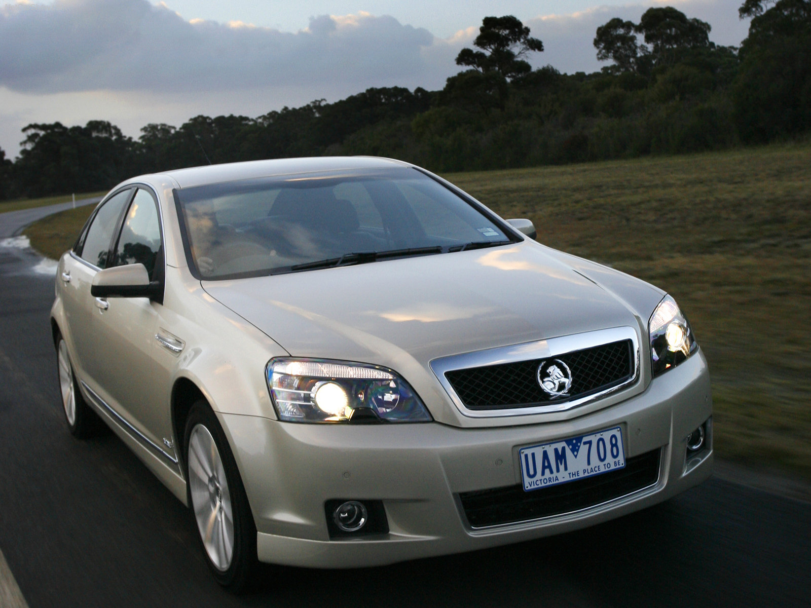 Holden WM Caprice photo 38313