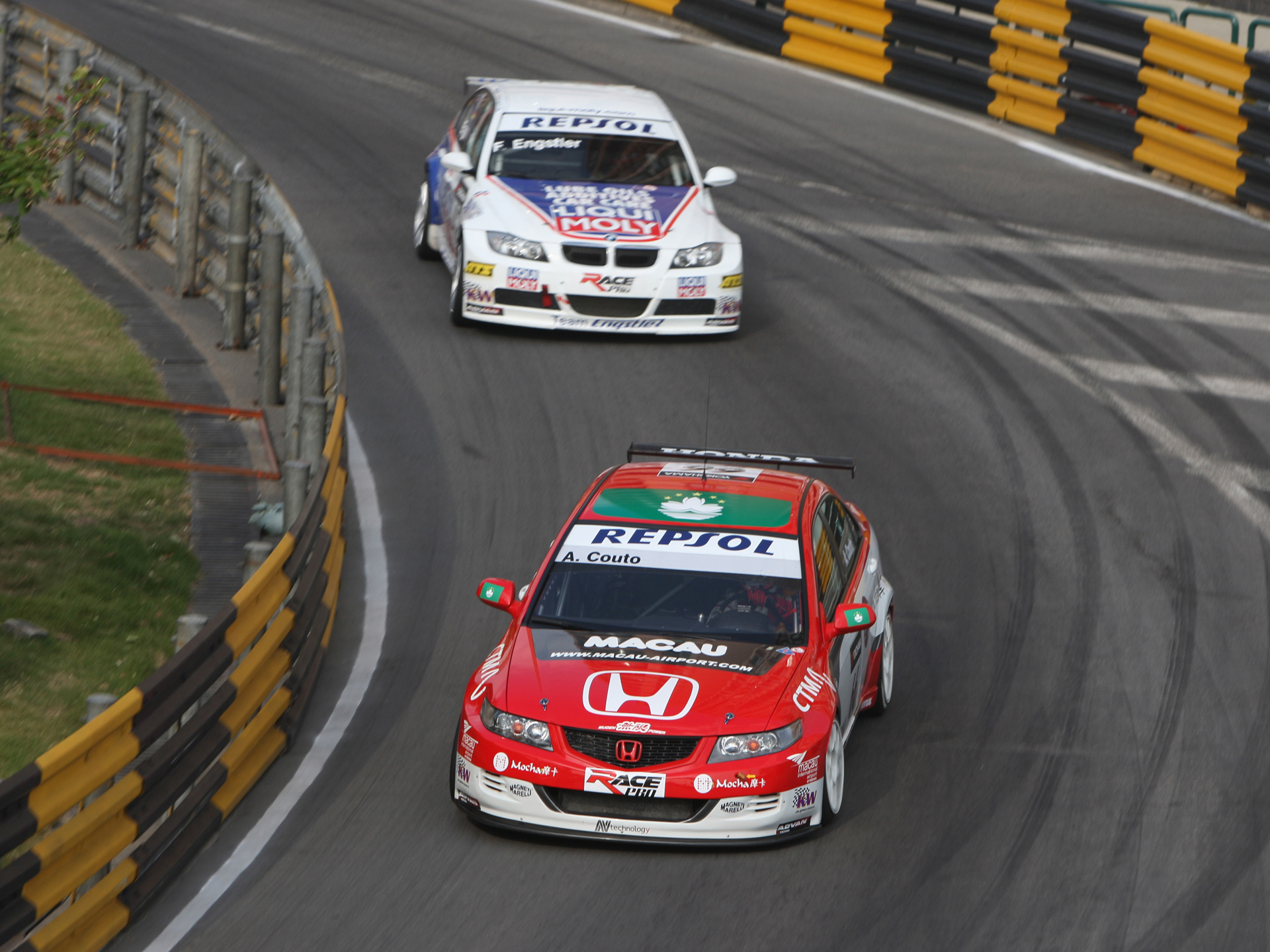 Honda Accord Euro R WTCC photo 60444