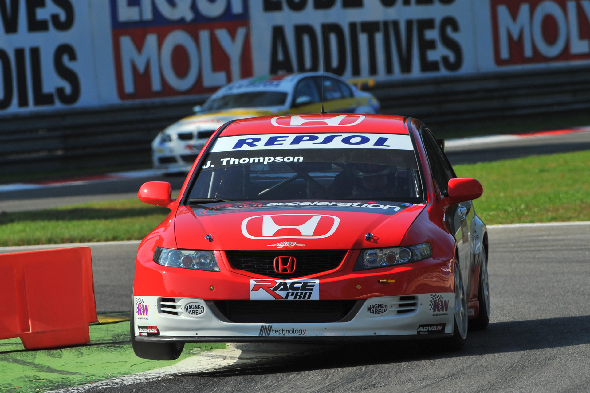 Honda Accord Euro R WTCC photo 60454