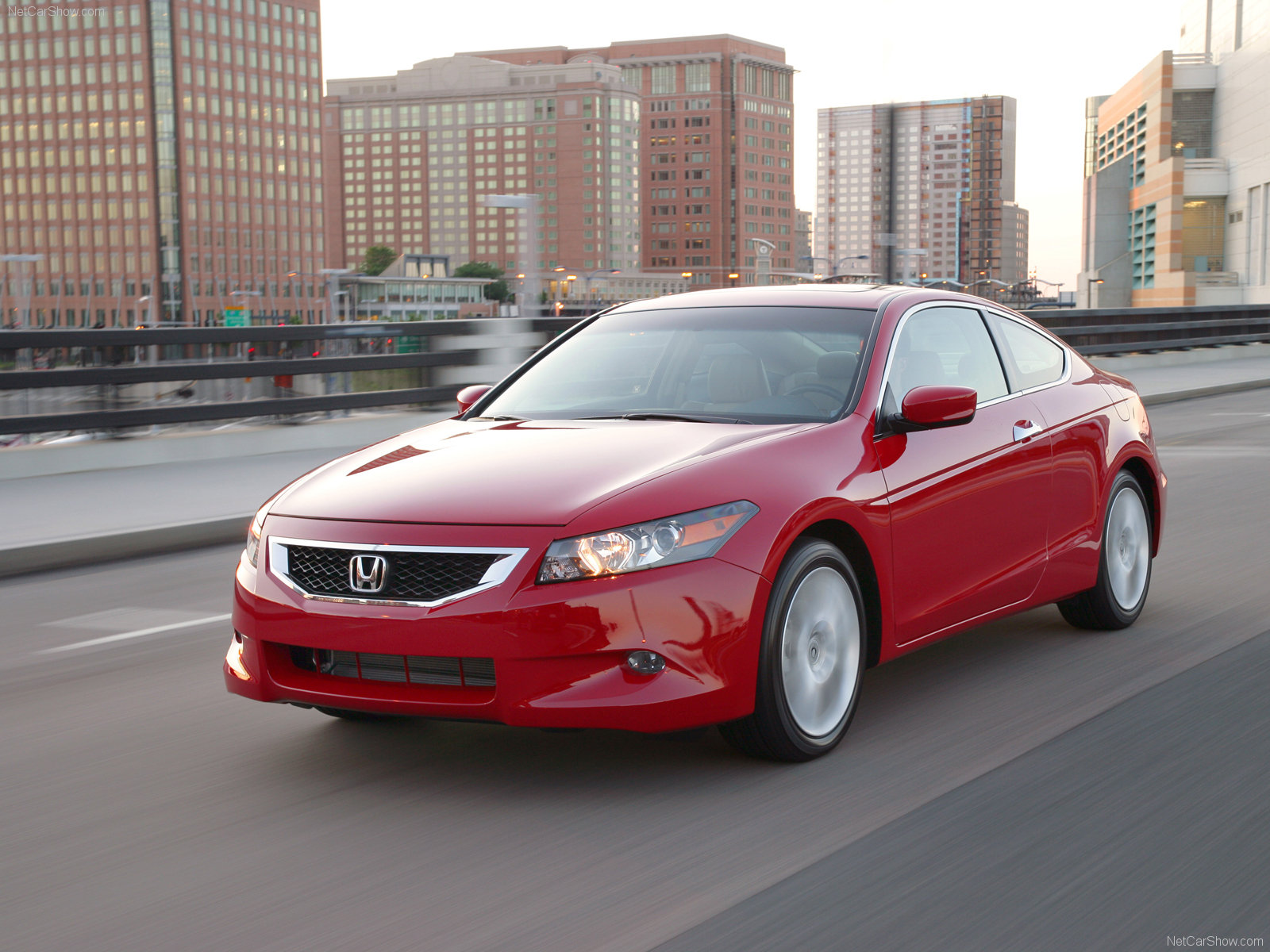 Honda Accord EX-L V6 Coupe photo 46439