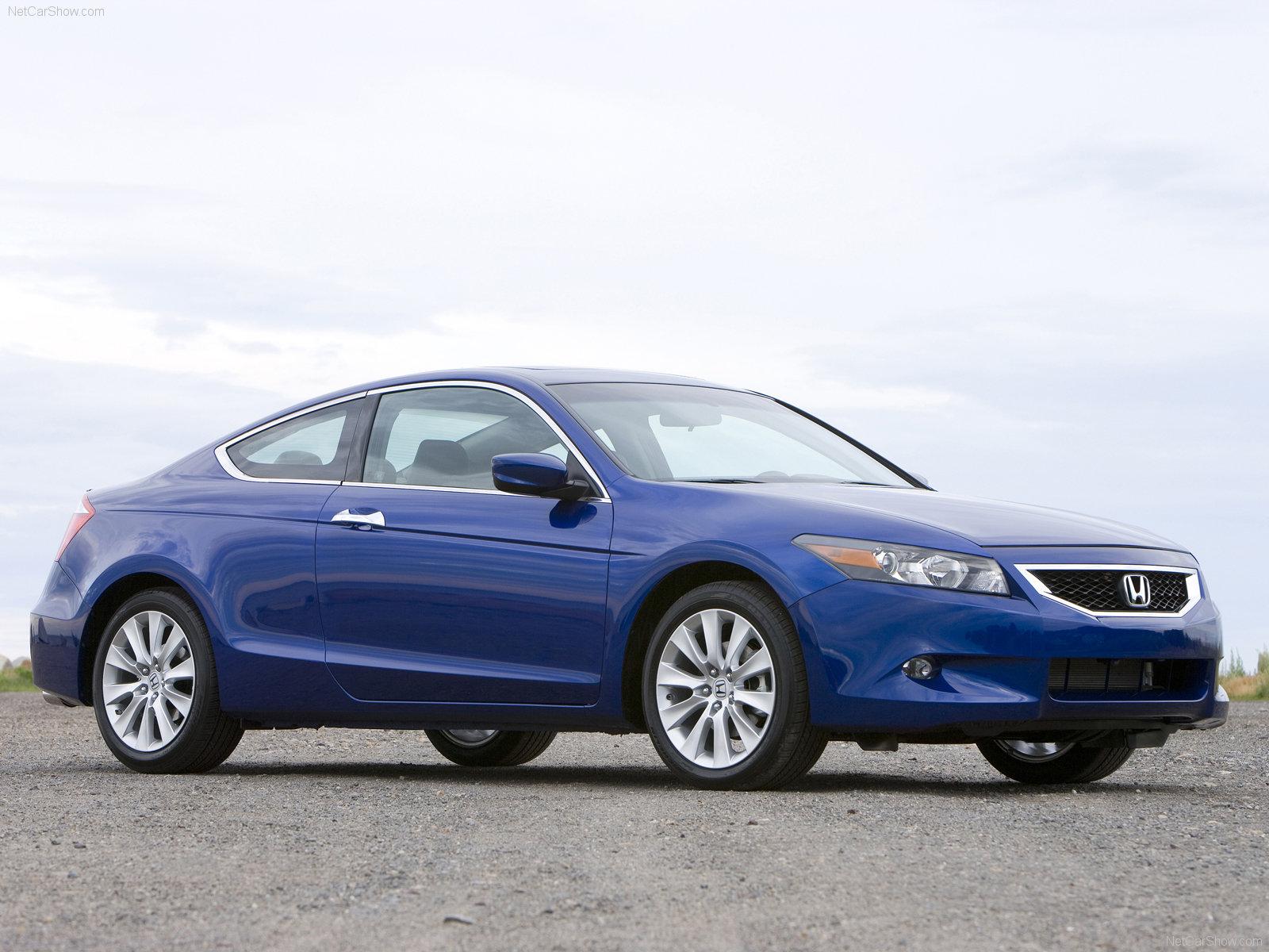 Honda Accord EX L V6 Coupe Photo 46448