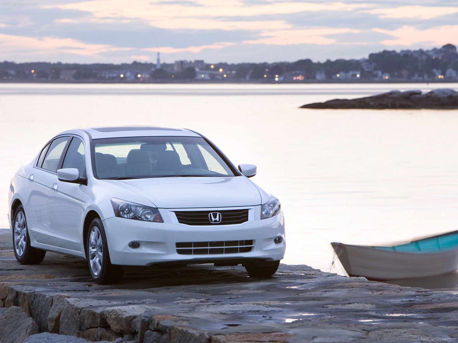 Honda Accord EX-L V6 Sedan photo 46418