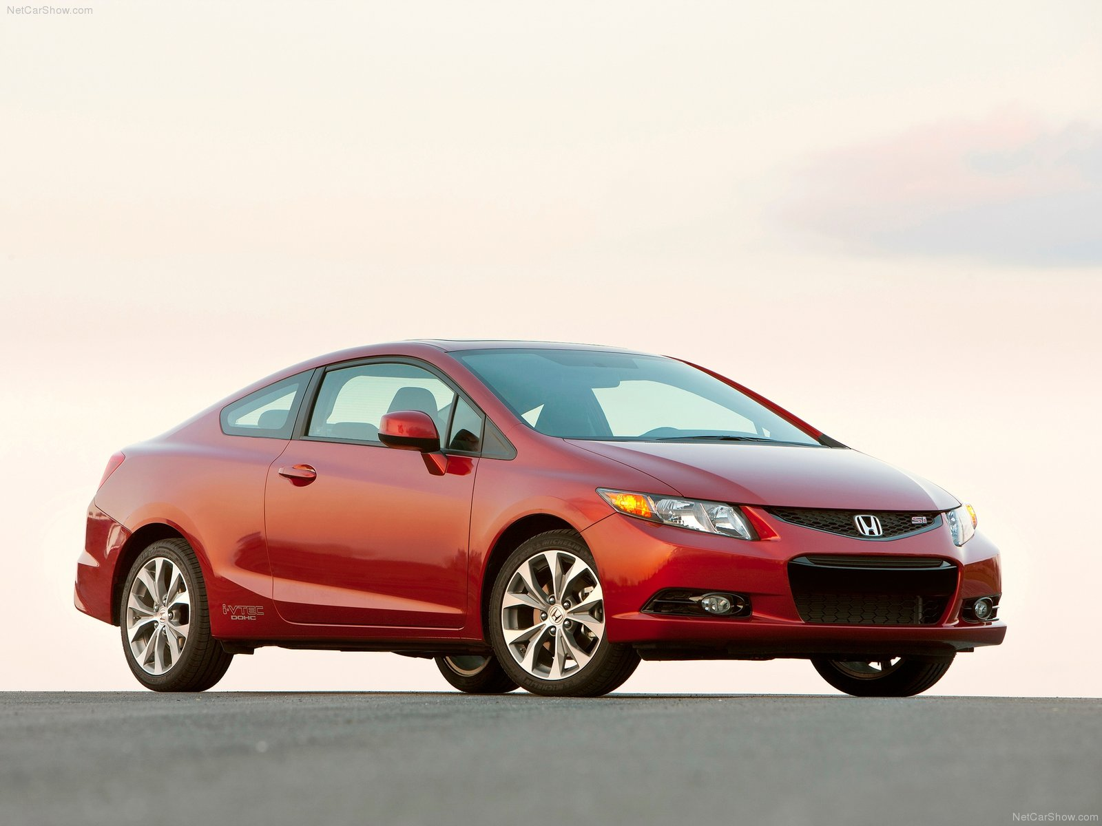 Honda Civic Si Coupe photo 80120