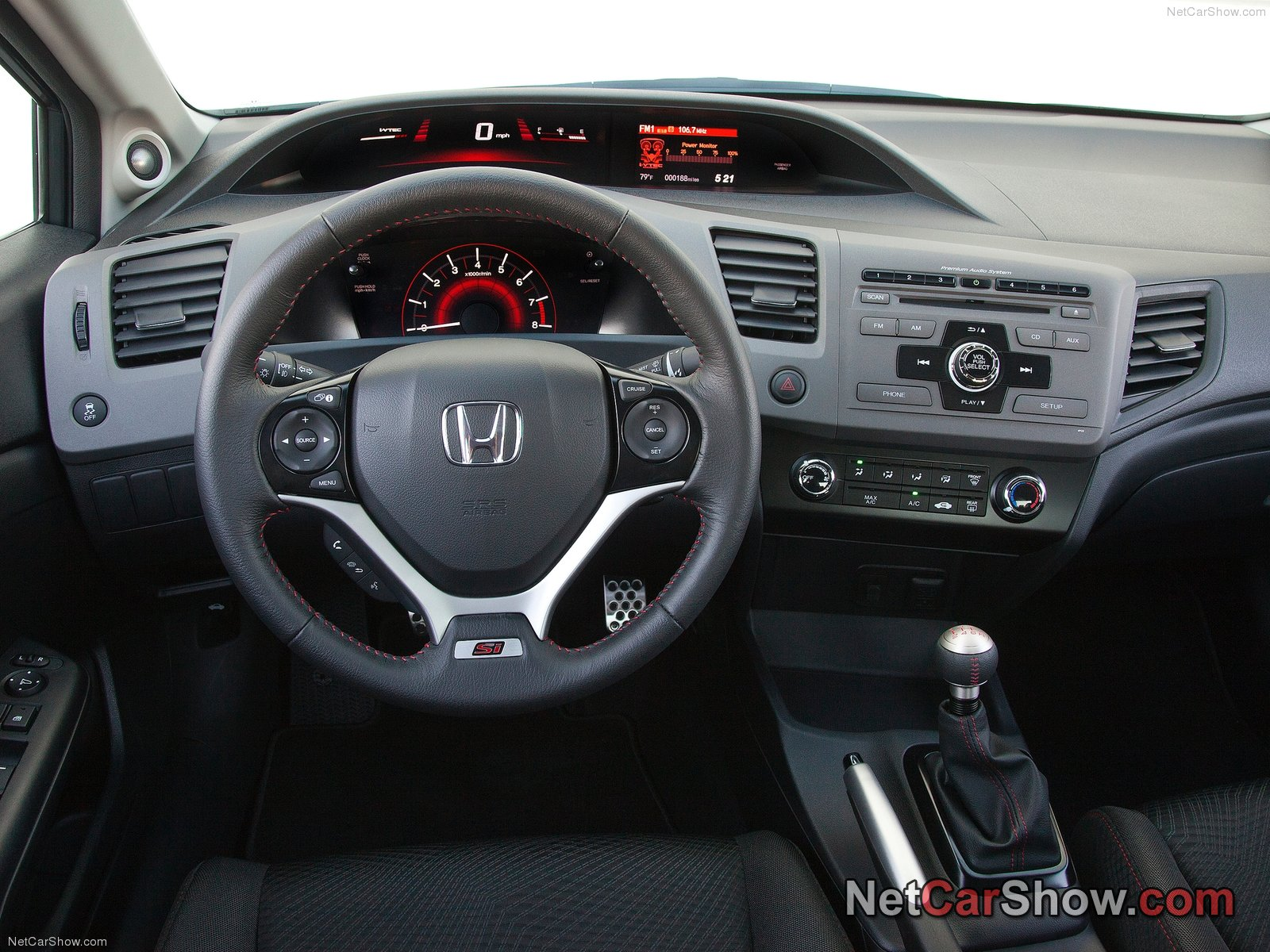 Honda Civic Si Sedan photo 85504