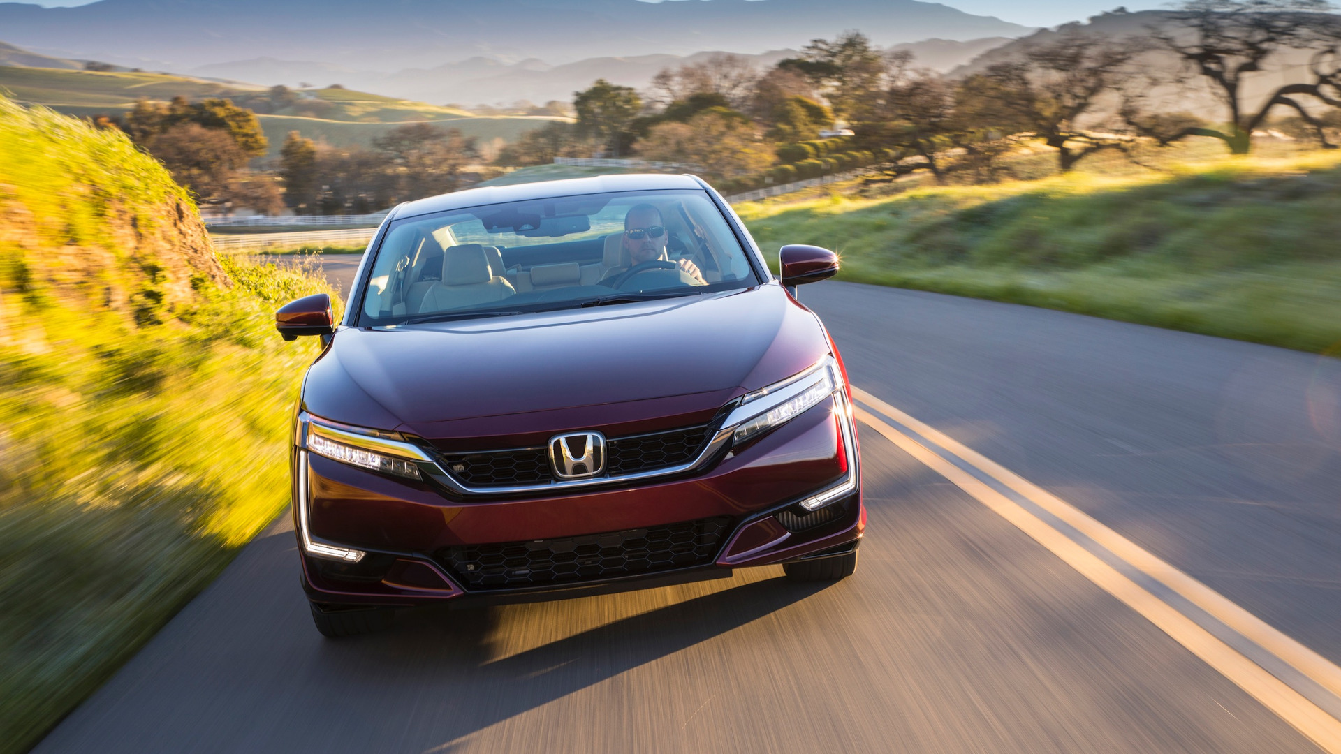 Honda Clarity photo 175491