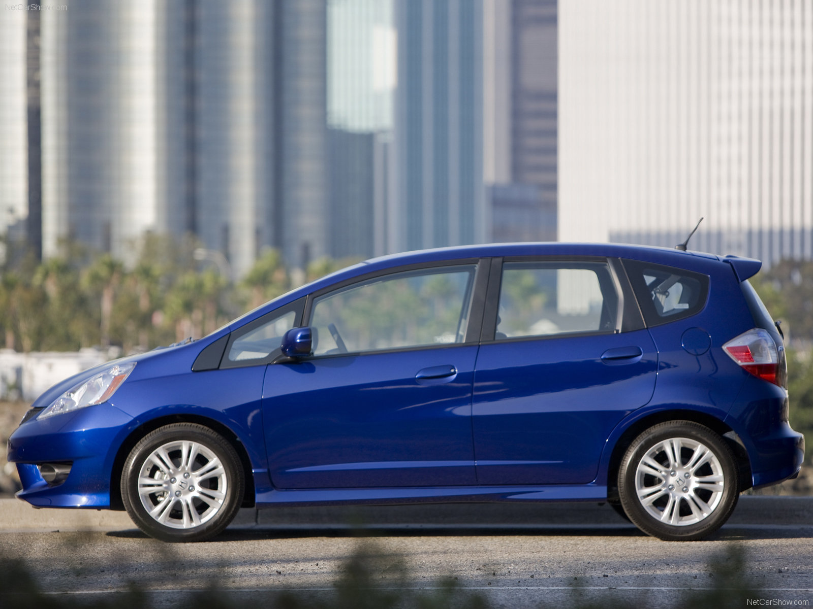 Honda Fit Sport photo 57724