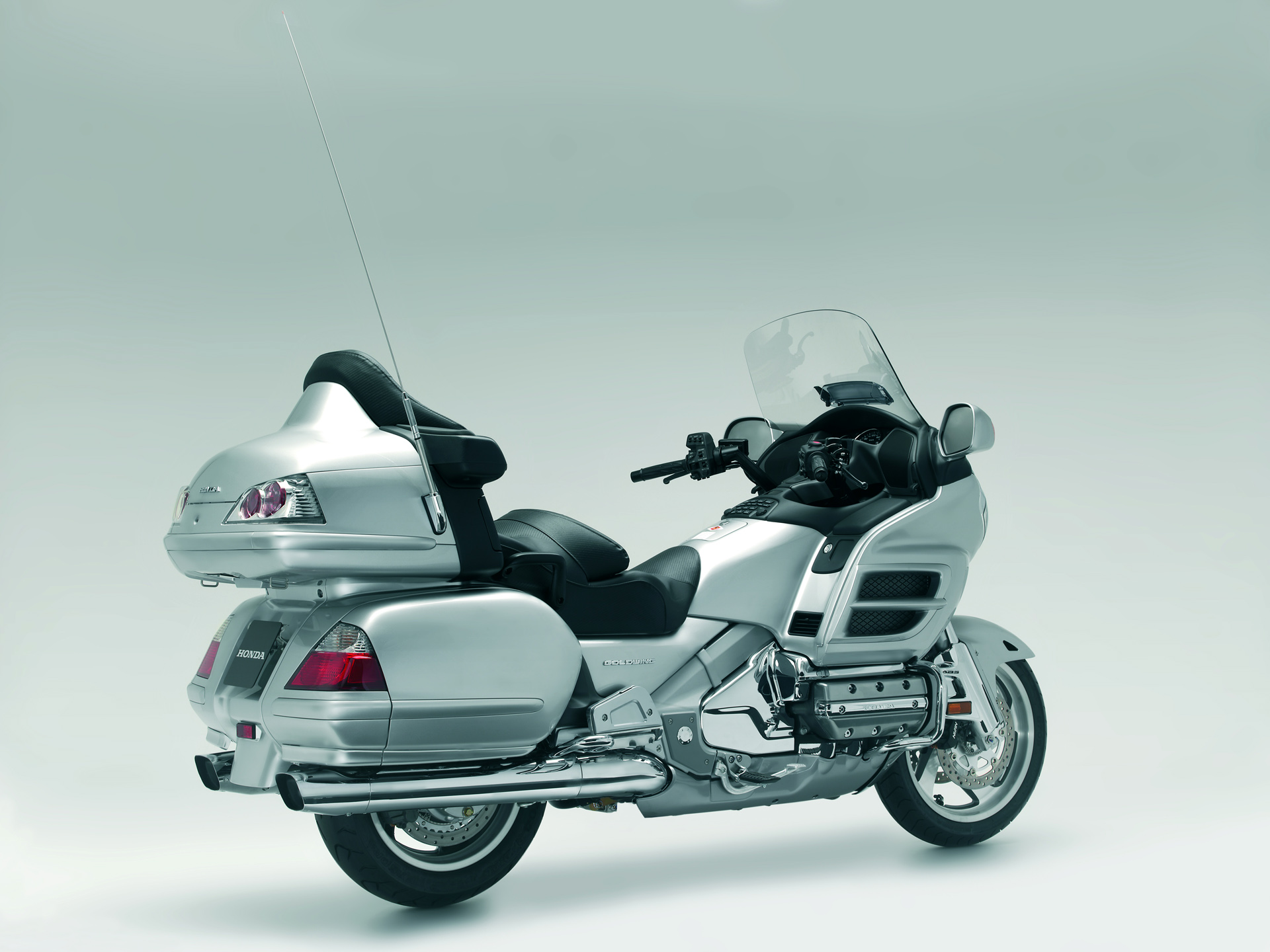 Honda Goldwing photo 58097