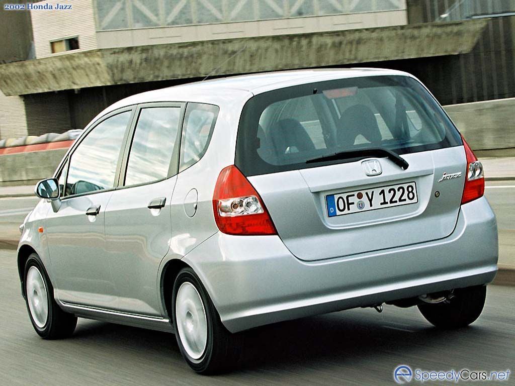 Honda Jazz photo 2171