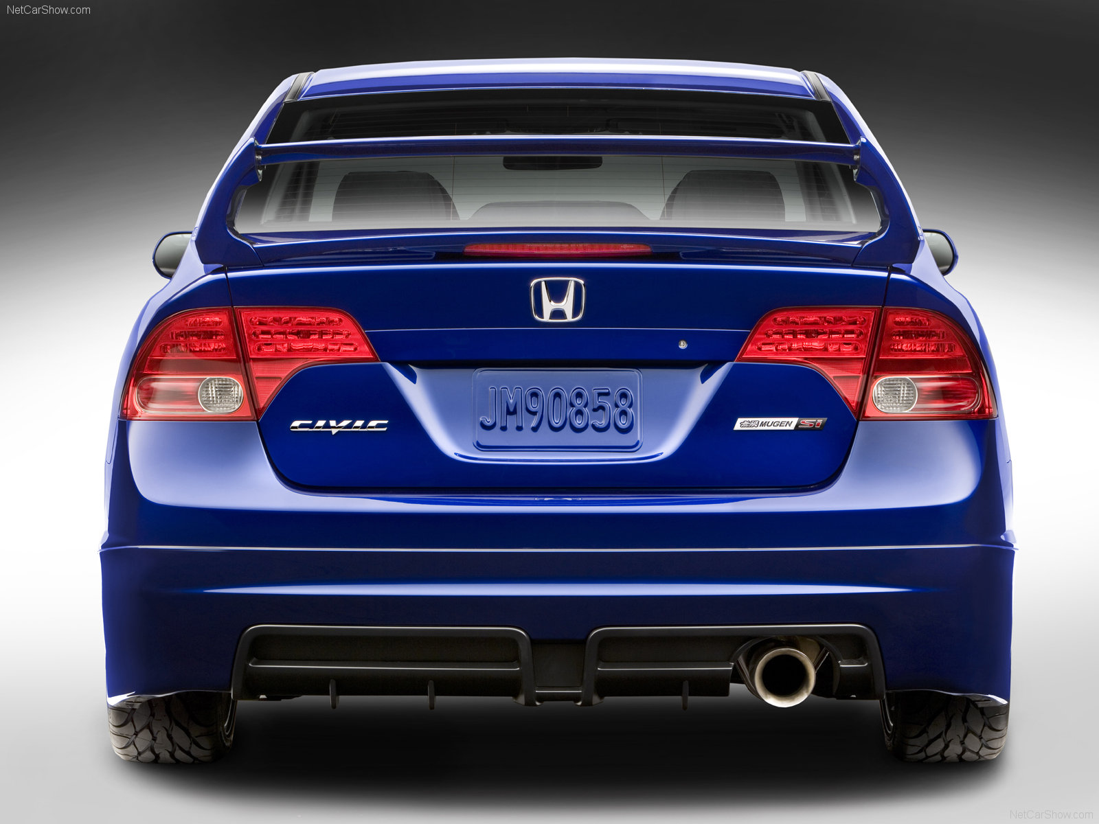 Honda Mugen Civic Si photo 46023