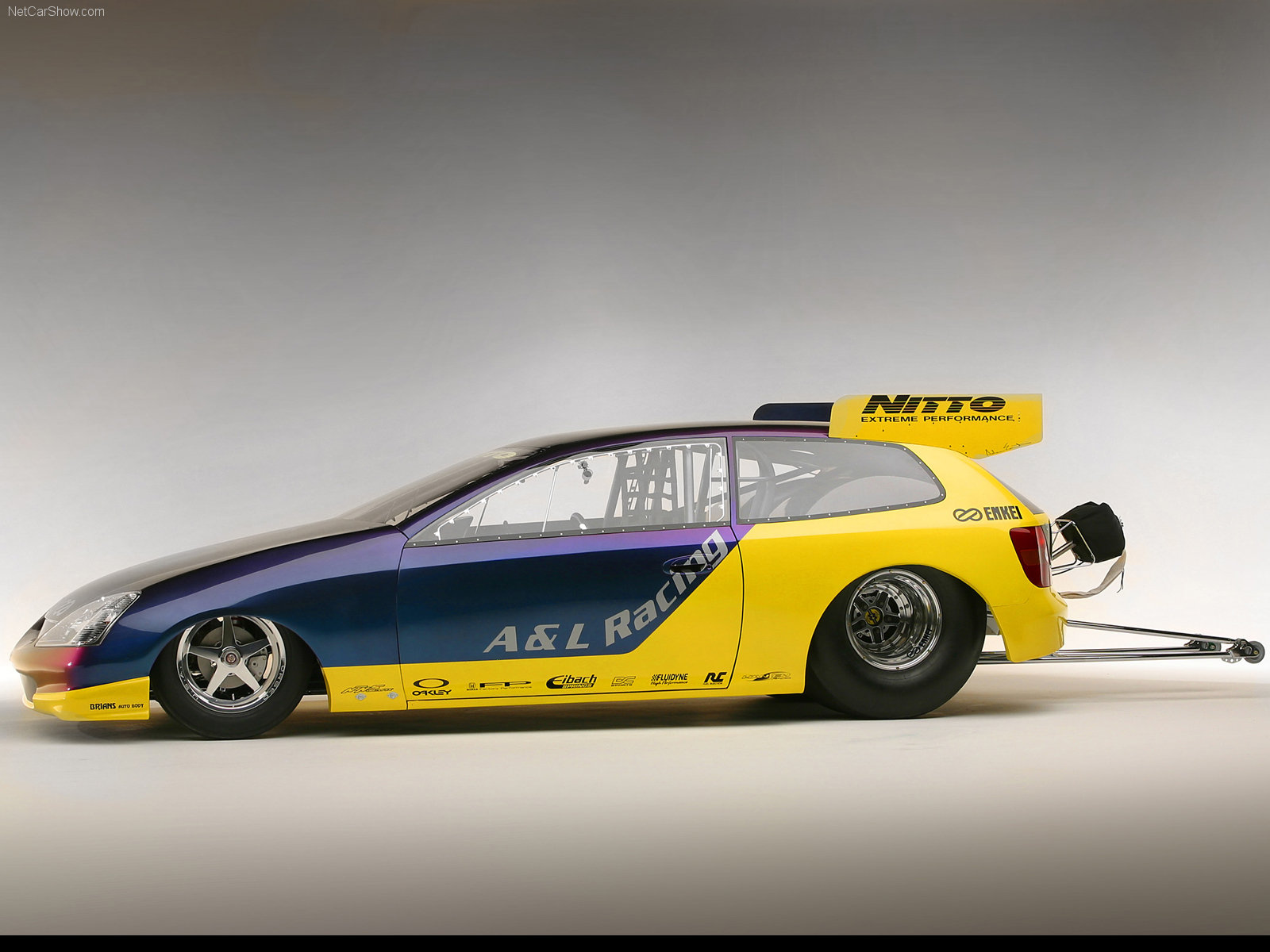 Honda Pro Drag Civic Si photo 38827