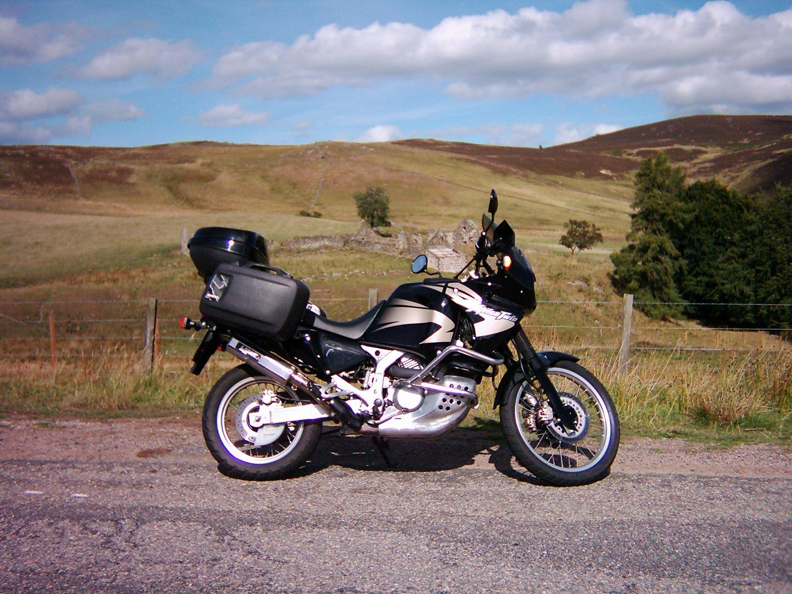 Honda Xrv 750 Africa Twin Picture 25180 Honda Photo