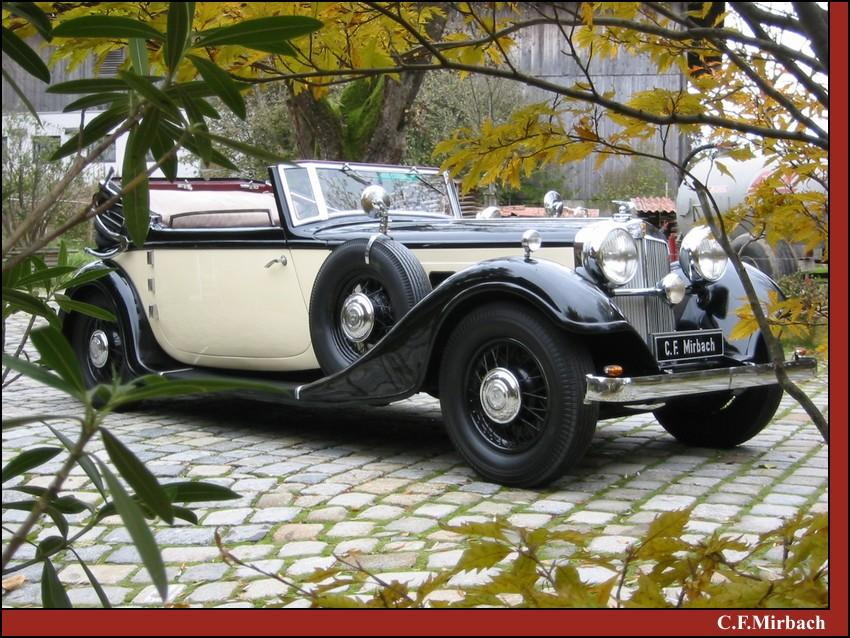 Horch 780 Cabriolet photo 22856