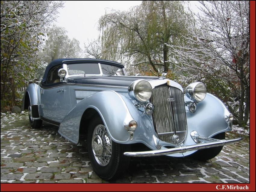 Horch 854 Roadster photo 21875