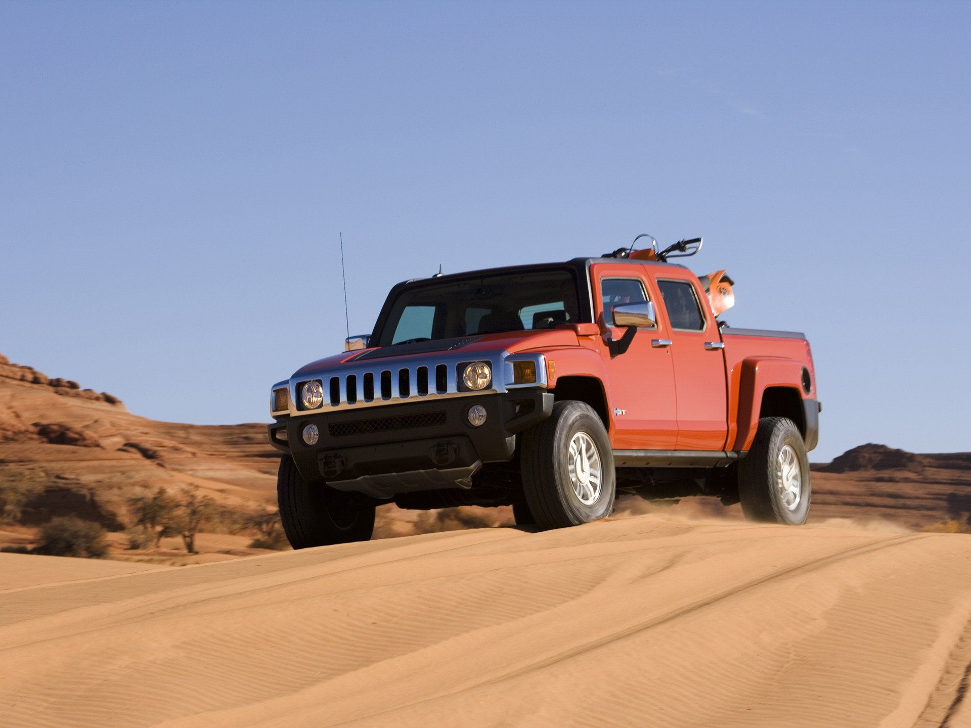 Hummer H3T photo 67992