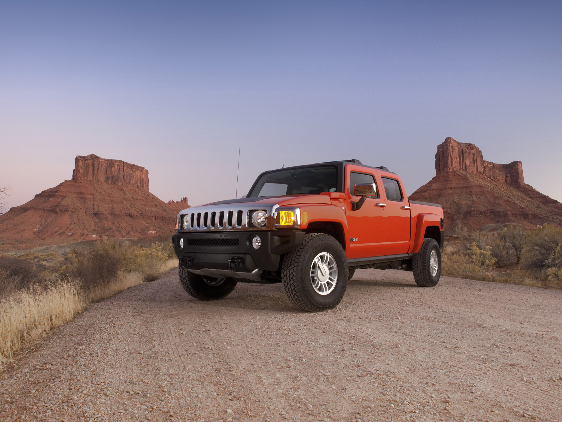 Hummer H3T photo 67993
