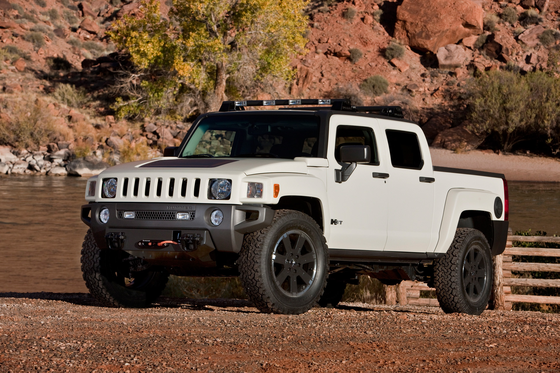 Hummer H3T Sportsman photo 68865