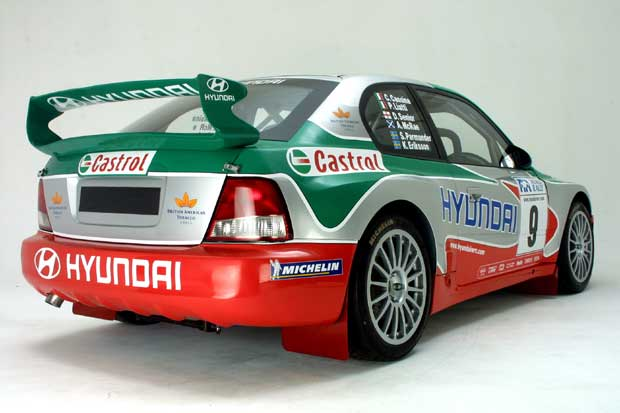 Hyundai Accent WRC photo 21948