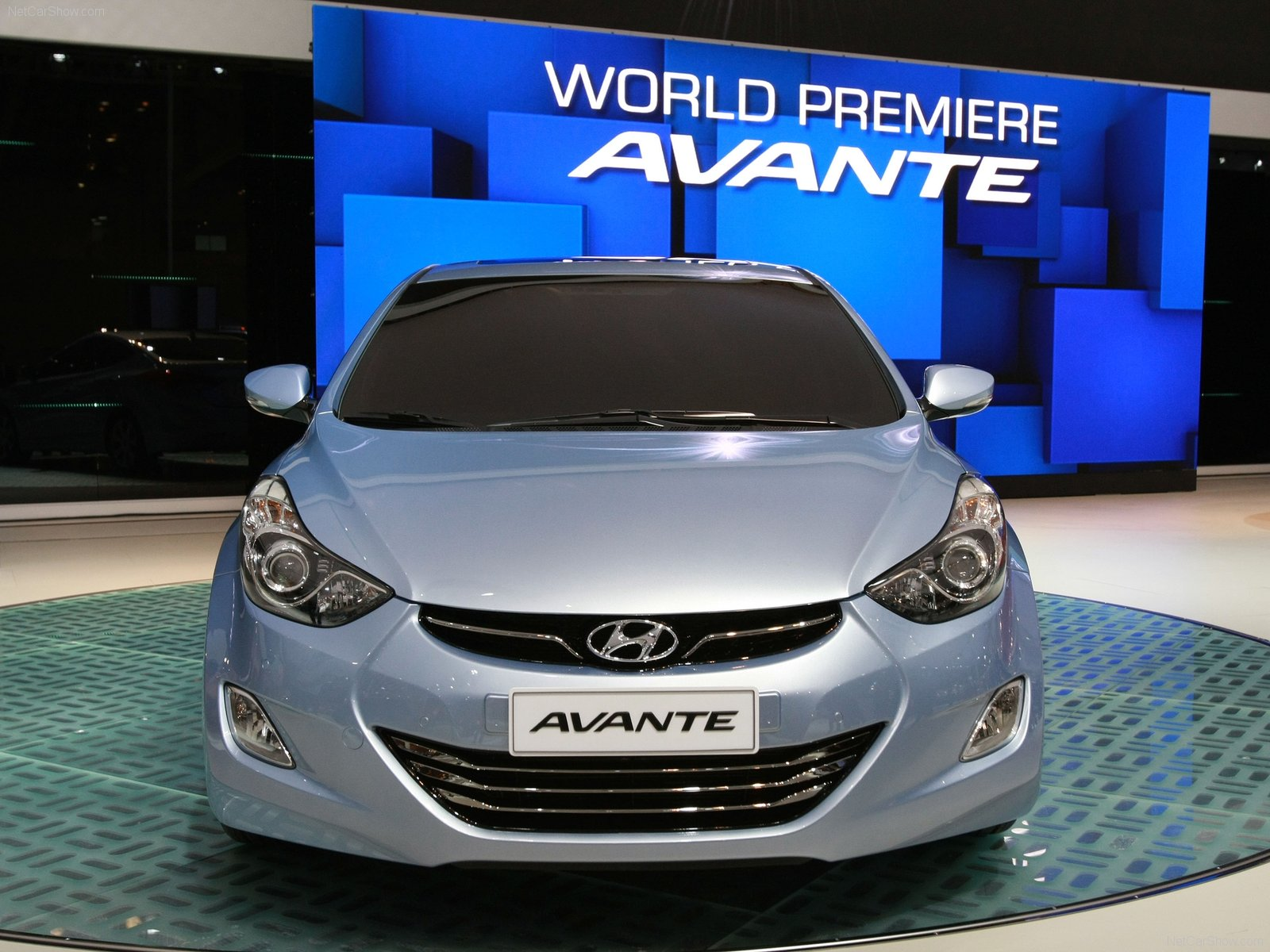 Hyundai Avante photo 73695