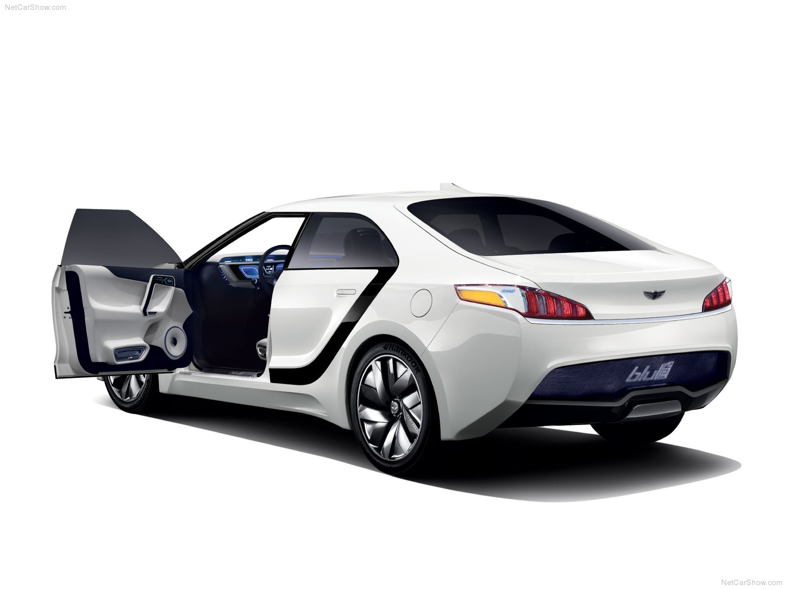 Hyundai Blue2 Concept photo 79460
