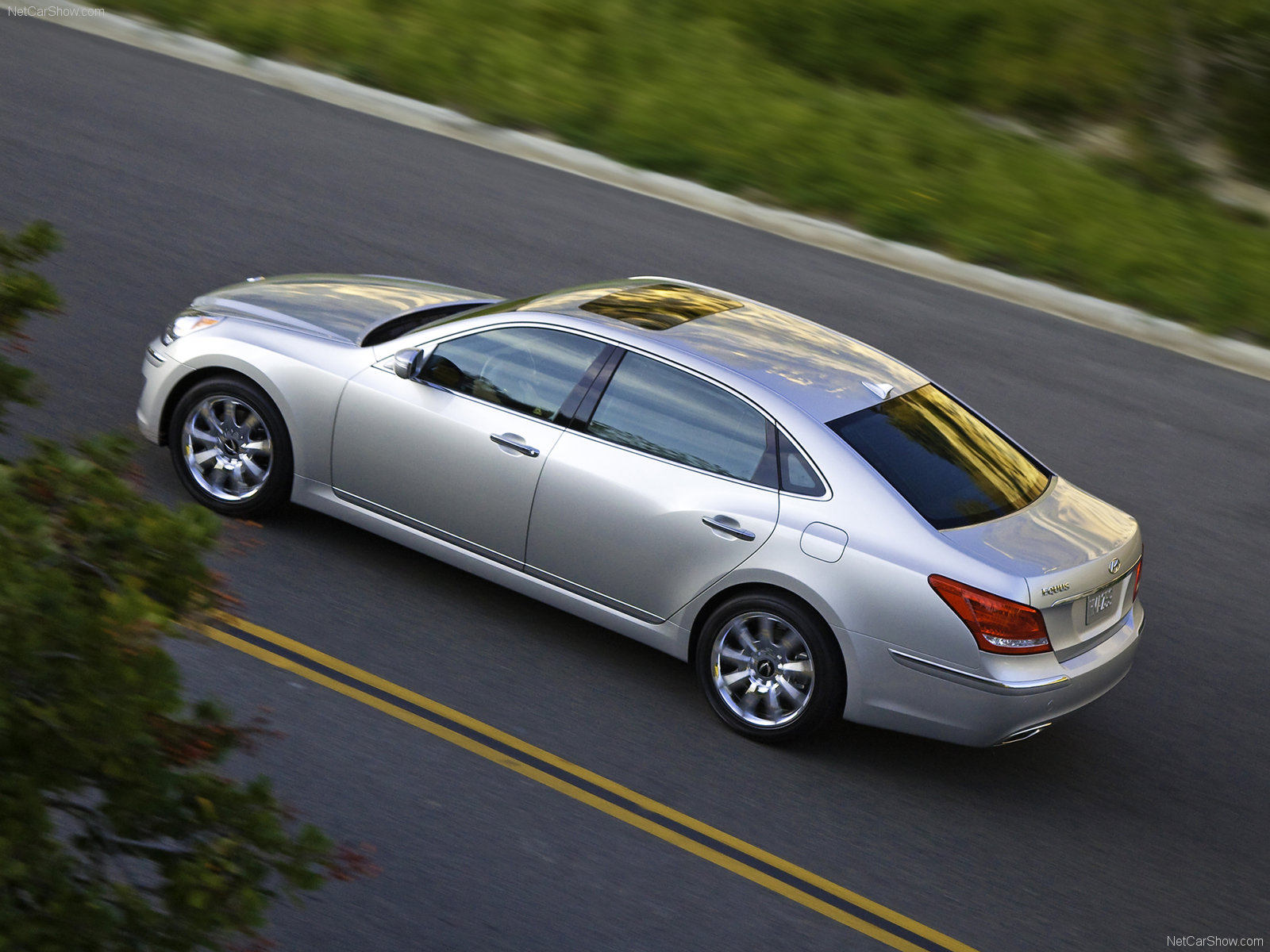 Hyundai Equus photo 73094