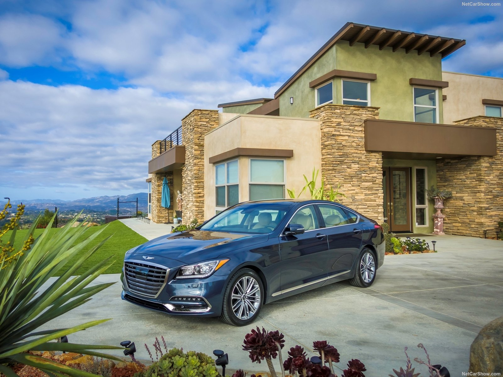 Hyundai Genesis G80 photo 183386