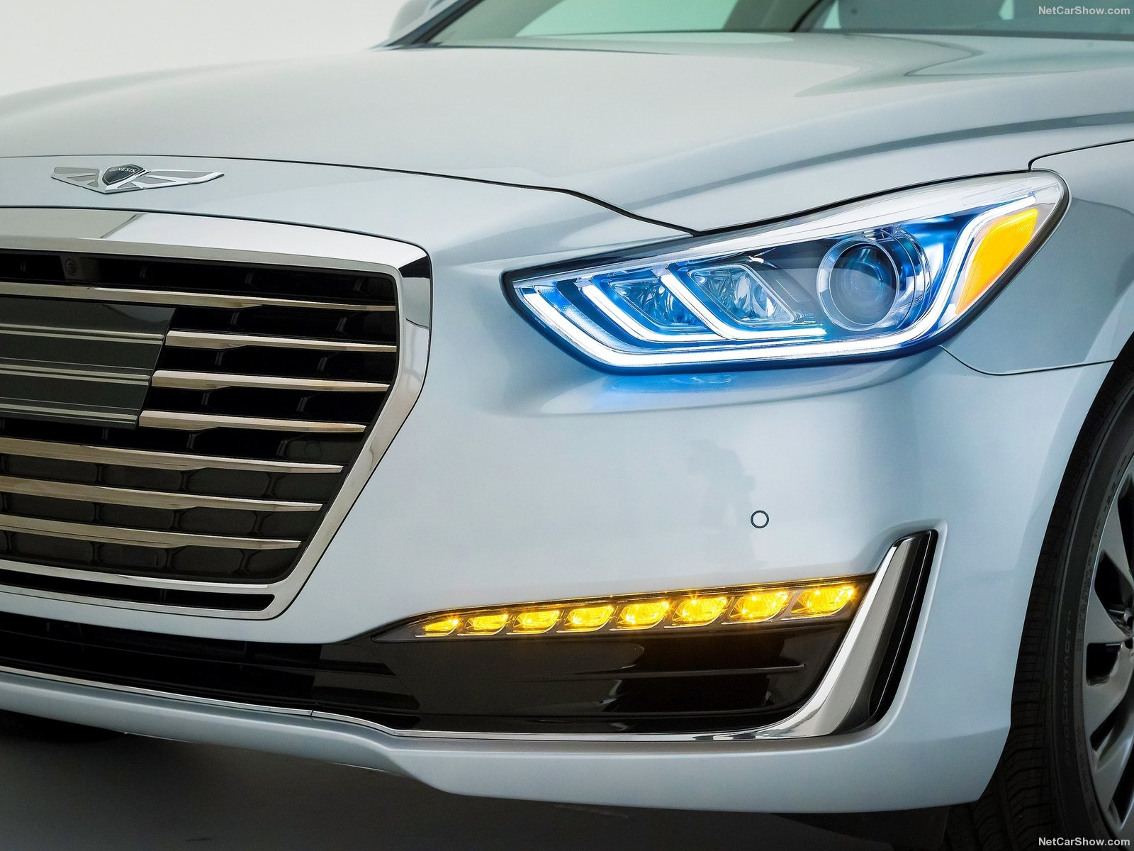 Hyundai Genesis G90 photo 158512