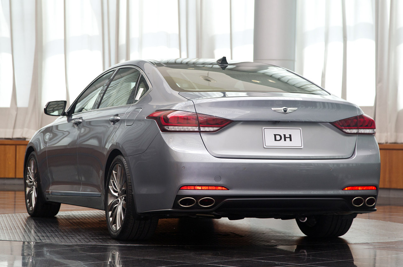 Hyundai Genesis photo 104441