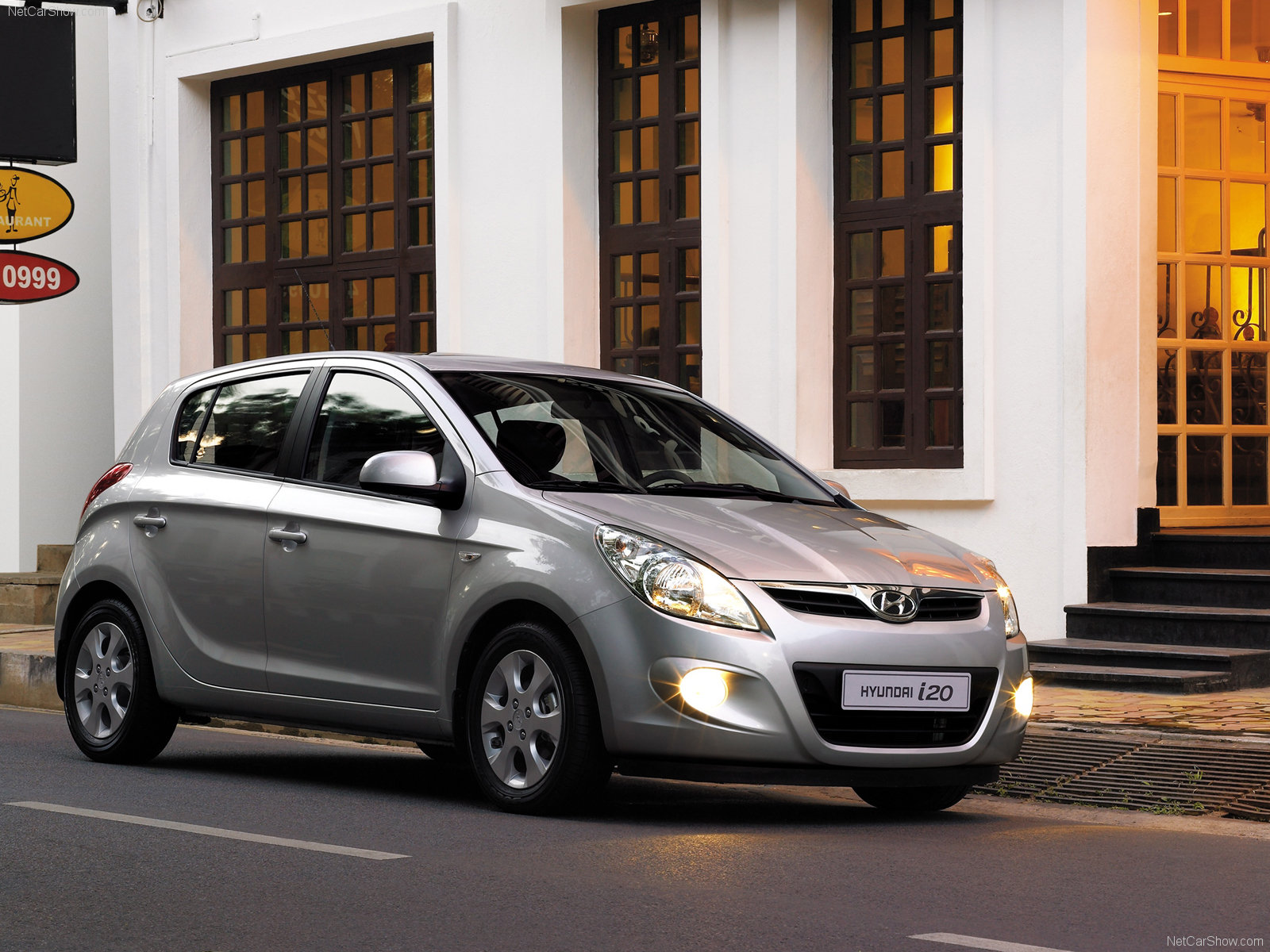 Hyundai i20 photo 58603
