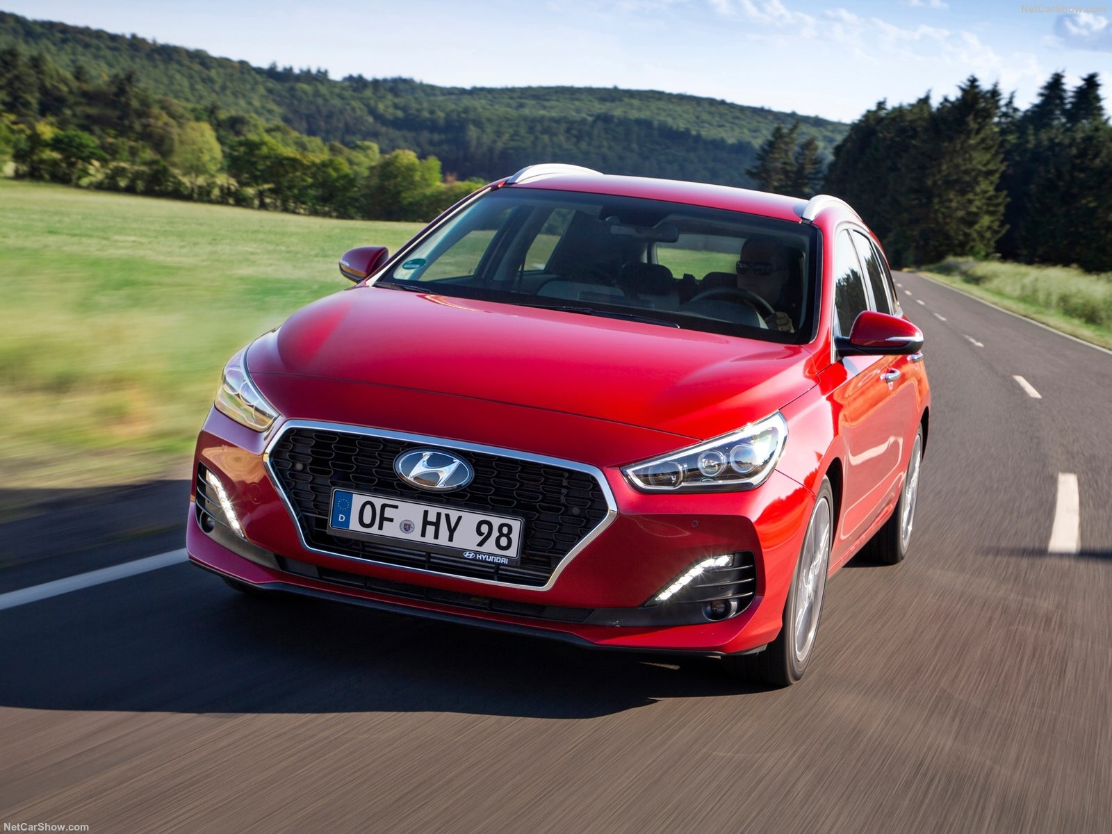 Hyundai i30 Tourer photo 190400