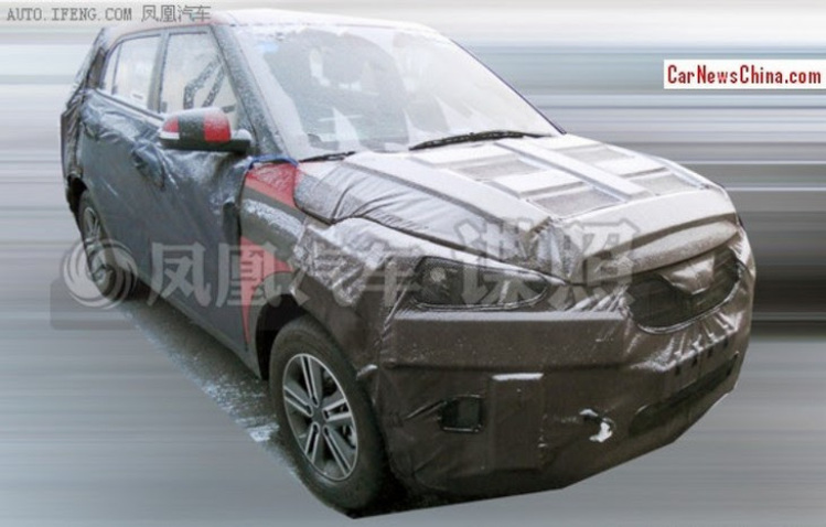 Hyundai ix25 photo 106639