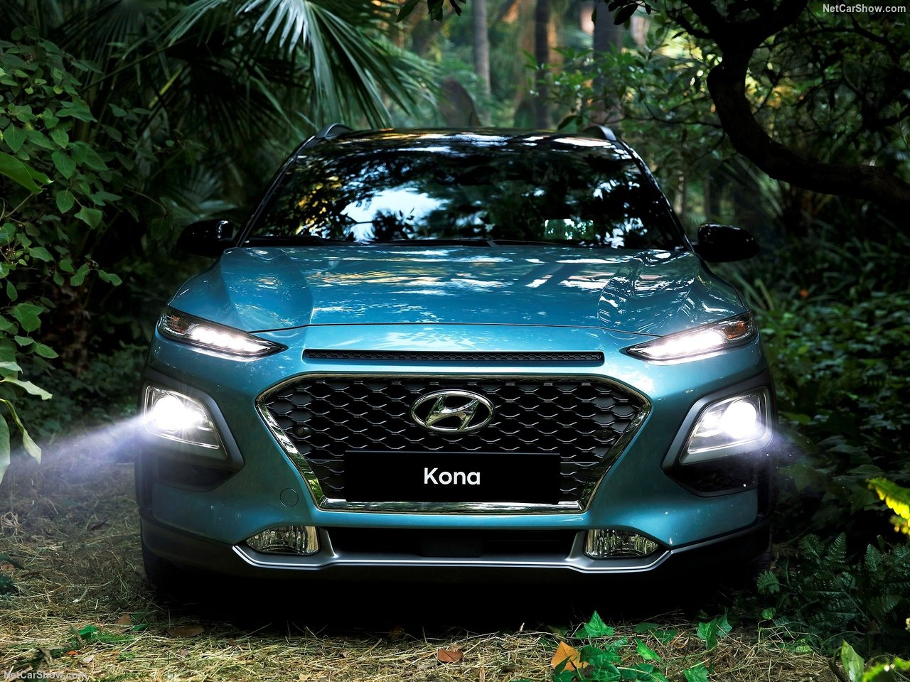 Hyundai Kona photo 178483