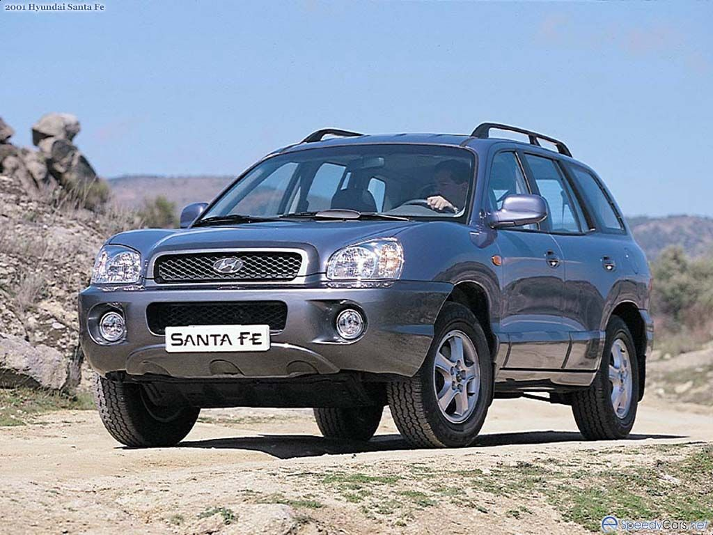 Hyundai Santa Fe photo 1773