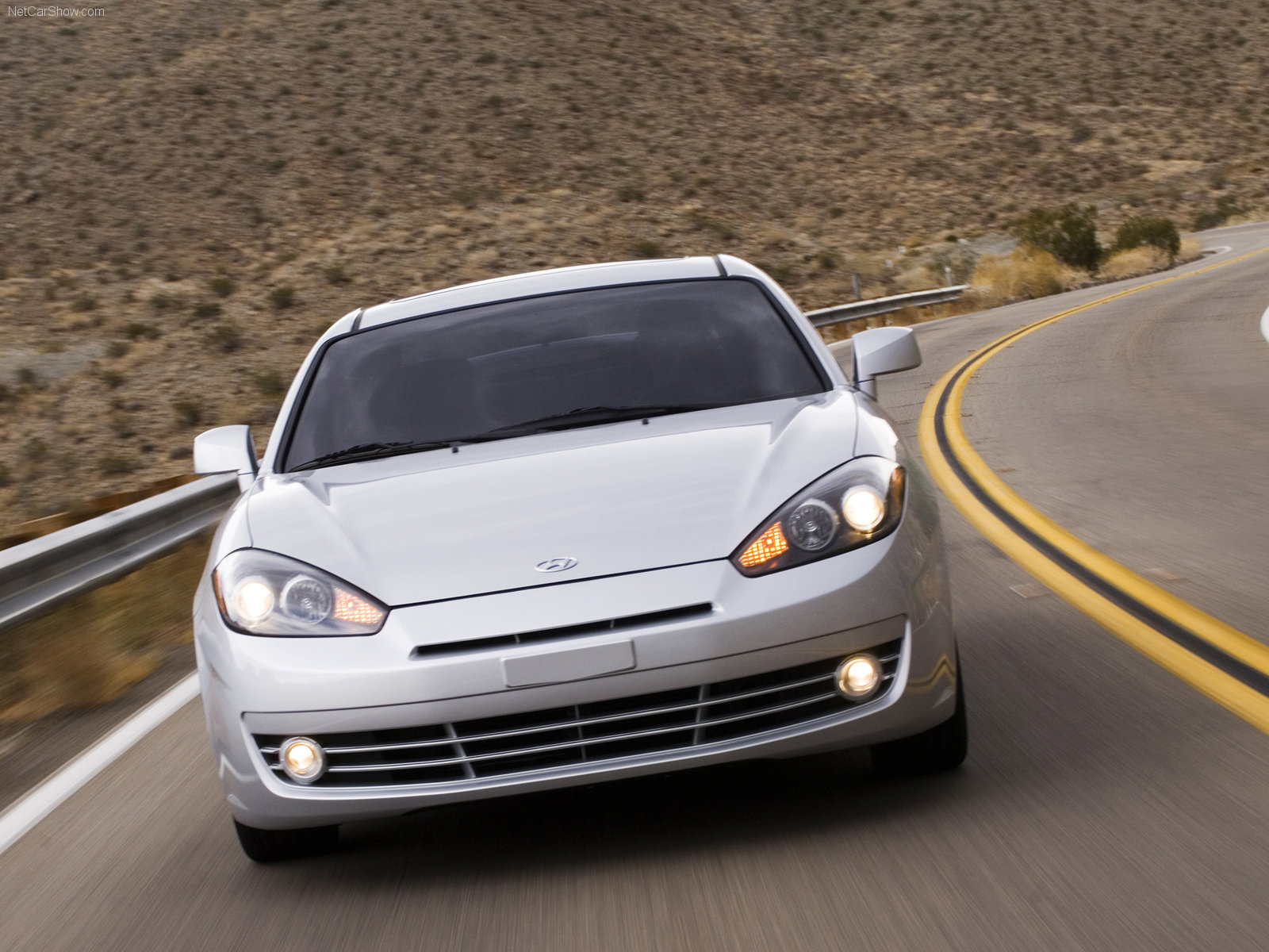 Hyundai Tiburon photo 38735