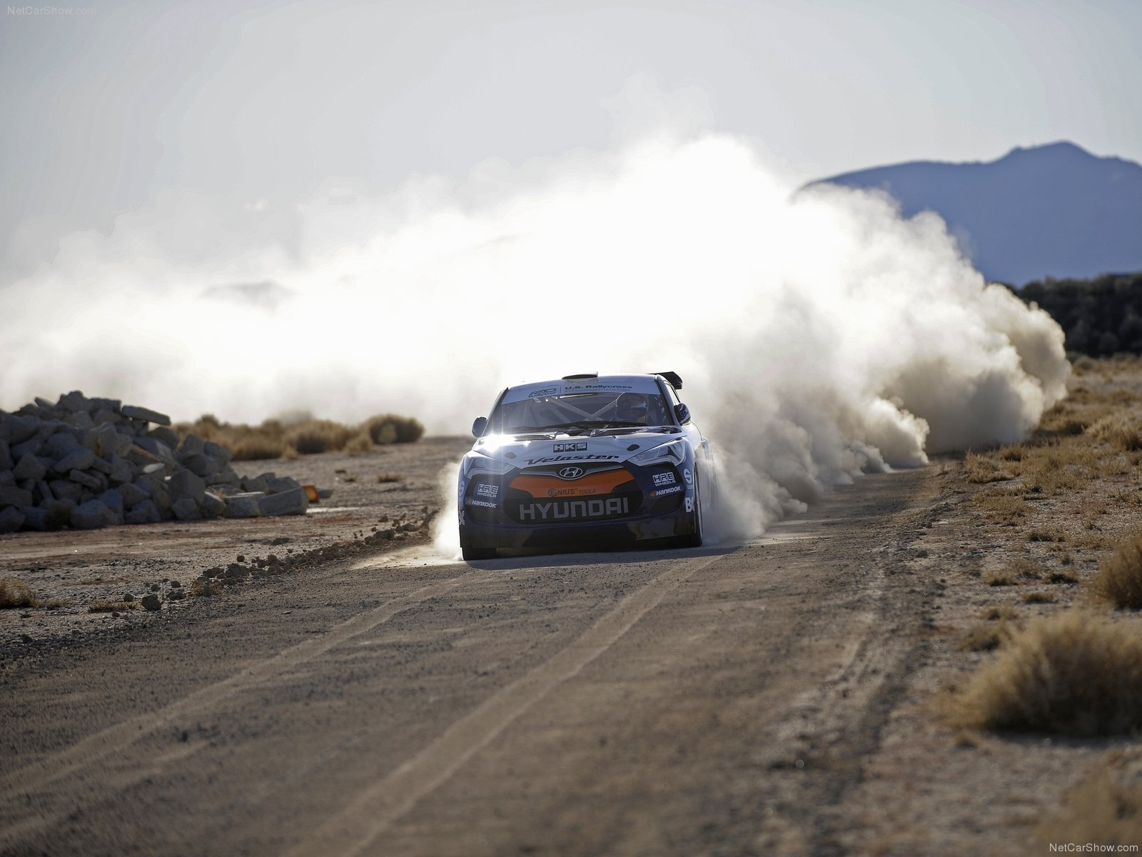 Hyundai Veloster Rally Car photo 78196