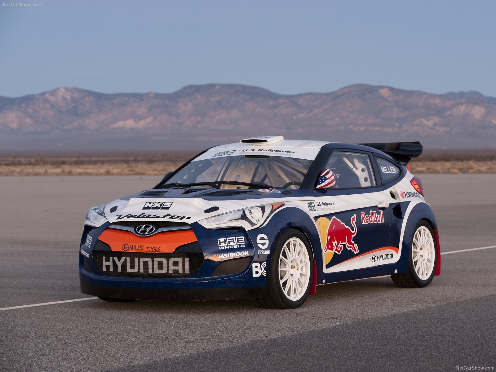 Hyundai Veloster Rally Car photo 78198