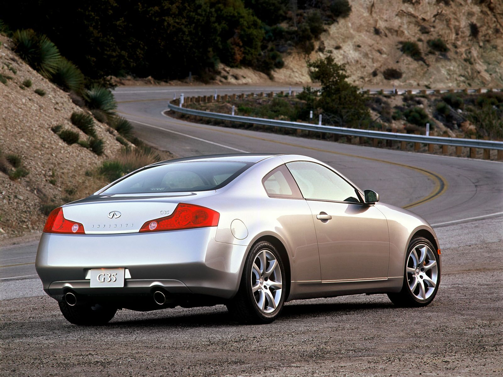 Infiniti G35 Coupe photo 8584