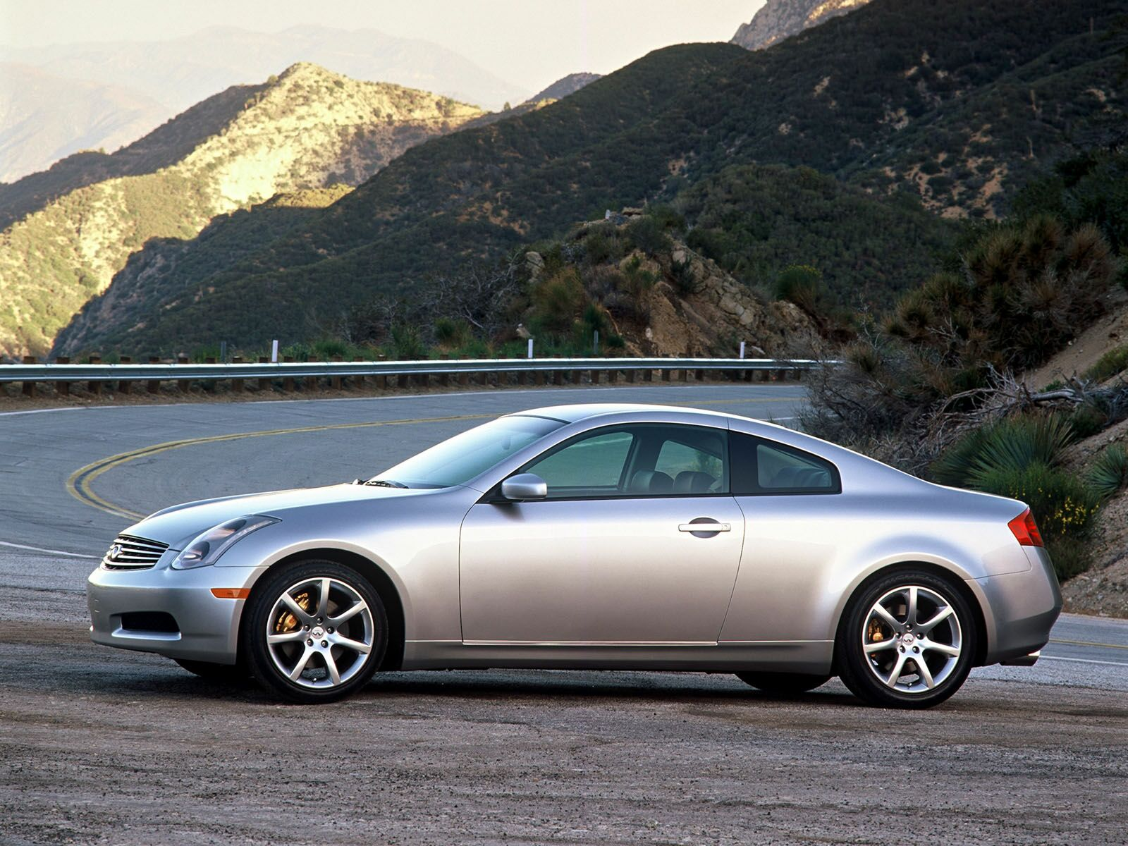 Infiniti G35 Coupe photo 8585