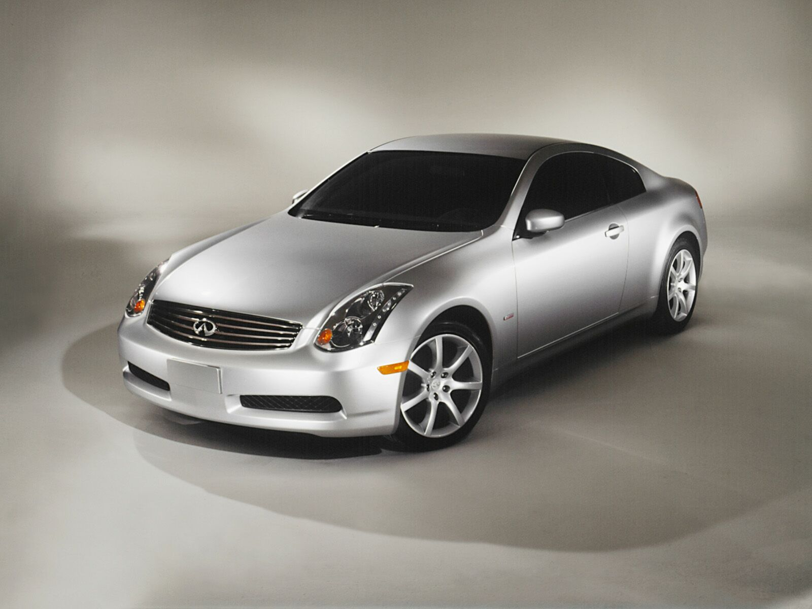 Infiniti G35 Coupe photo 8595