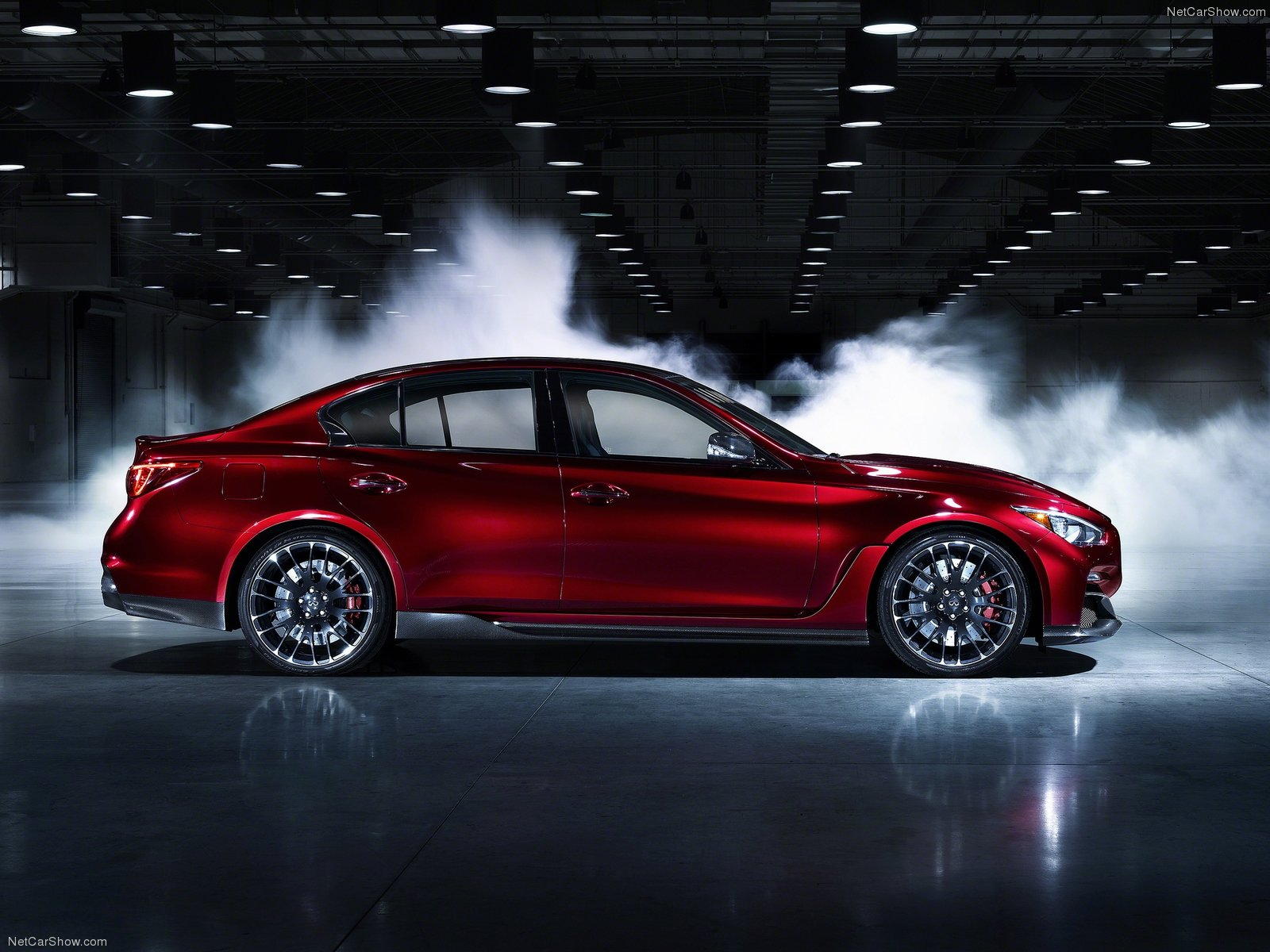 Infiniti Q50 Eau Rouge Concept photo 106984