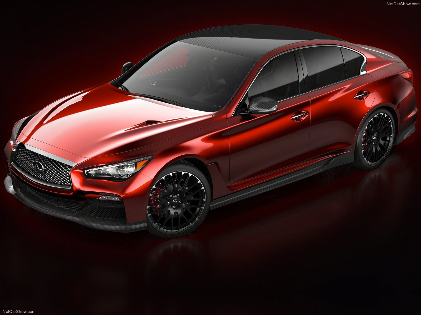 Infiniti Q50 Eau Rouge Concept photo 106990