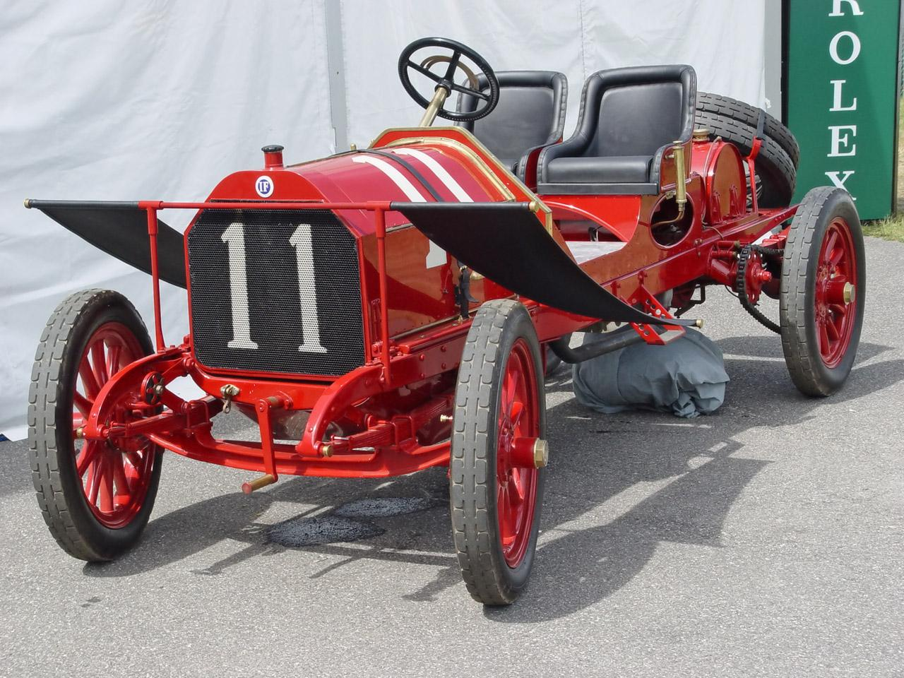 Isotta-Fraschini Two-Seater photo 30417