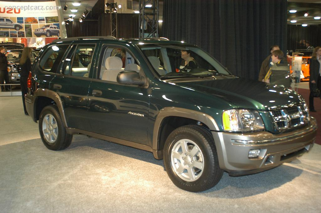 Isuzu Ascender photo 23377