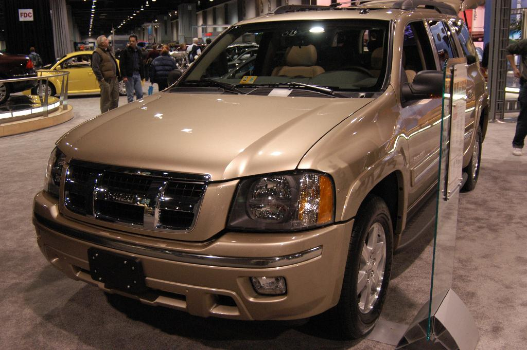 Isuzu Ascender photo 23379