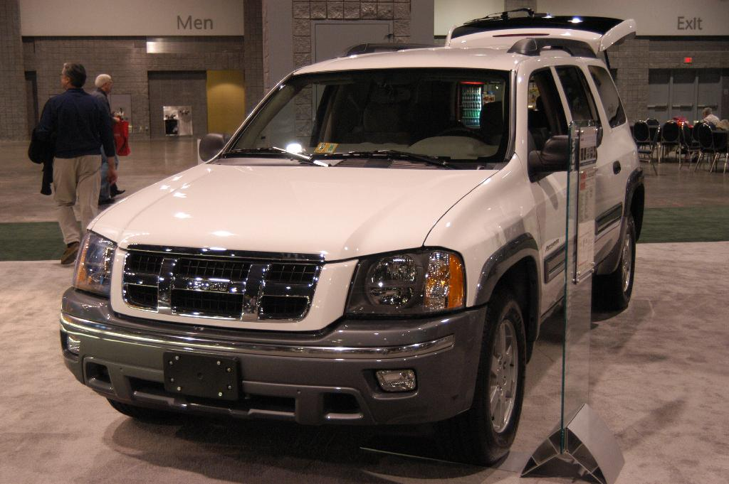 Isuzu Ascender photo 23381