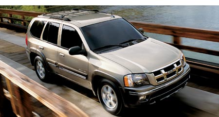 Isuzu Ascender photo 23388