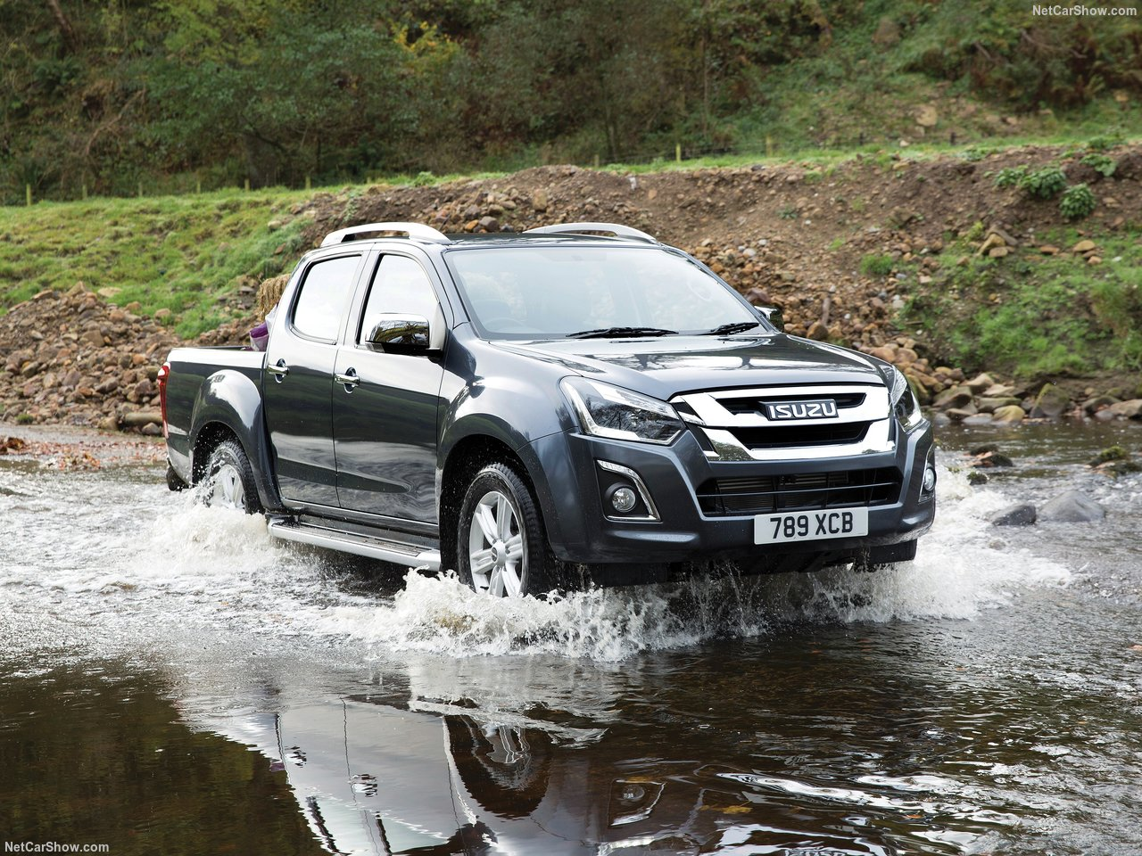 Isuzu D-Max photo 176409