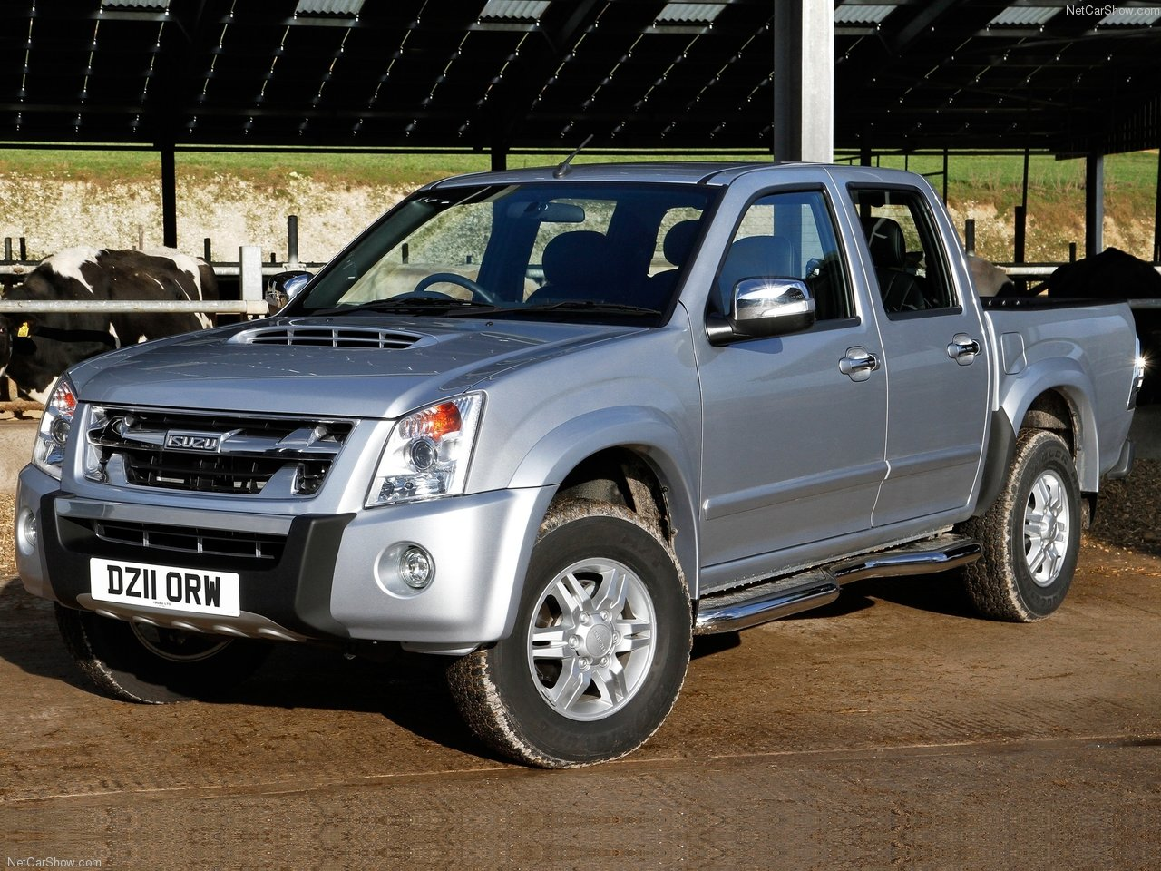 Isuzu Rodeo 3.0 Denver photo 86157