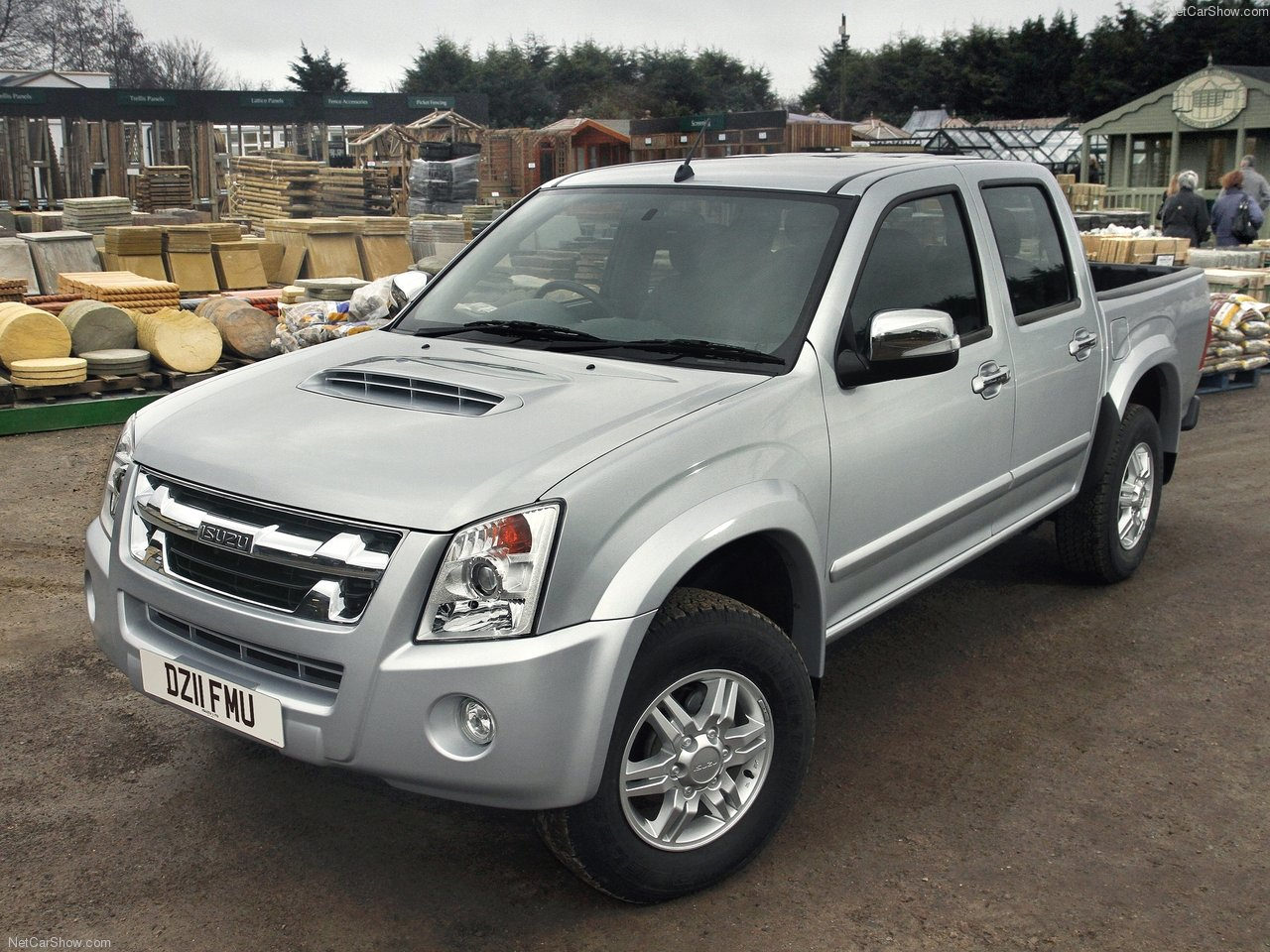 Isuzu Rodeo 3.0 Denver photo 86158