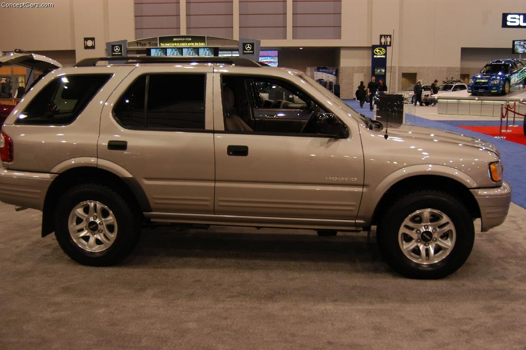 Isuzu Rodeo photo 23304