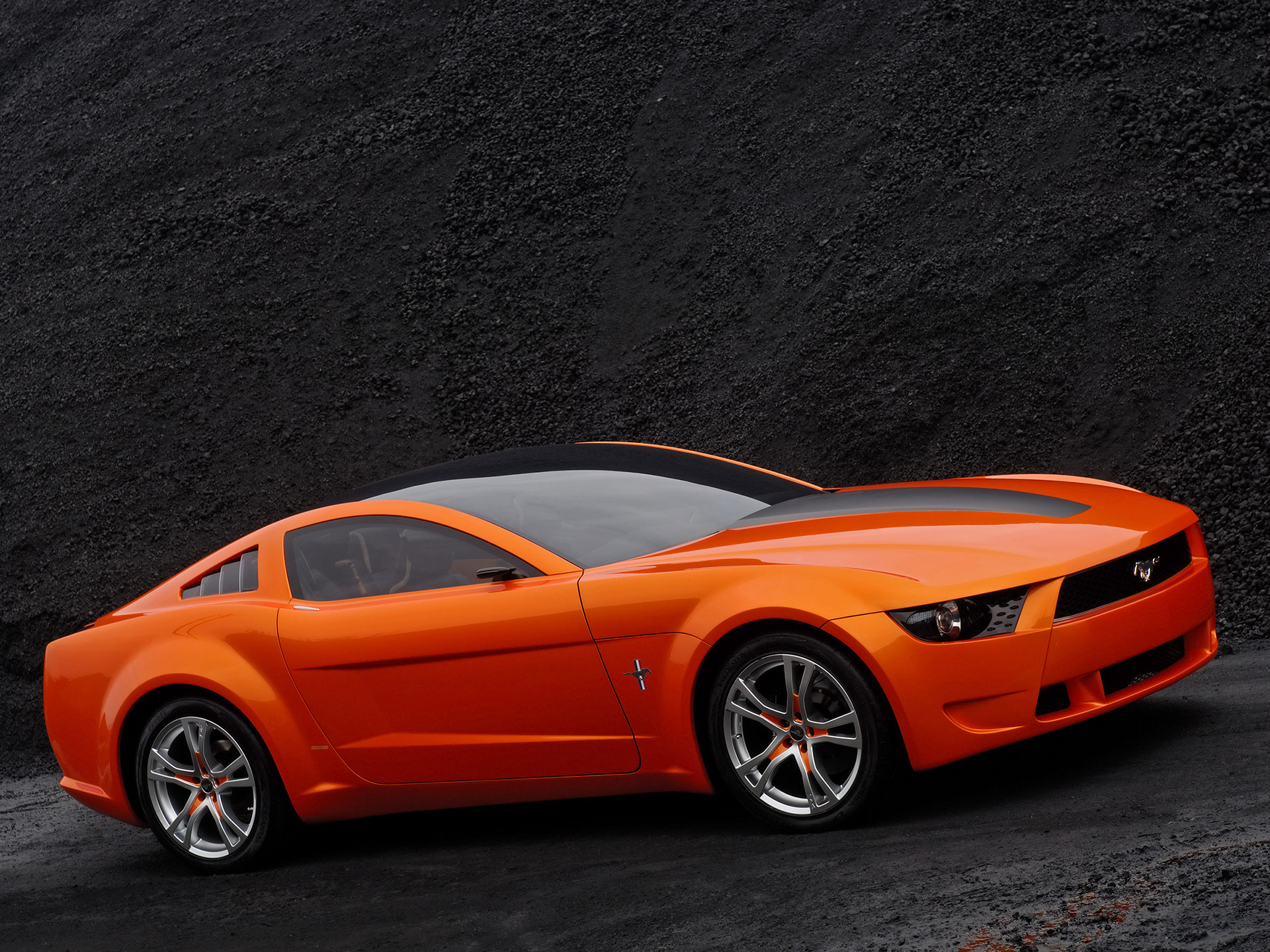 Italdesign Giugiaro Ford Mustang Concept photo 39929